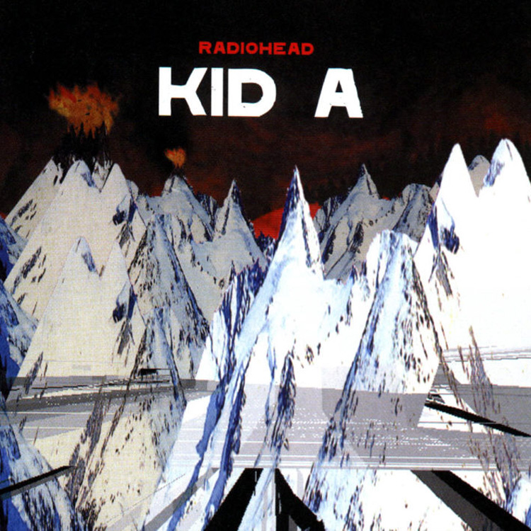Radiohead's Kid A turns 10! A special edition of POP is up now featuring