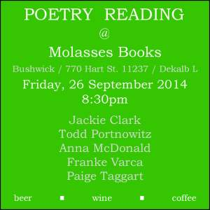 Molasses Reading