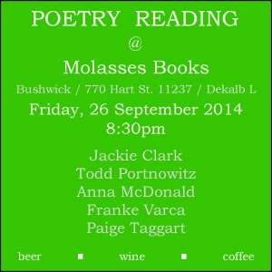 Molasses Reading
